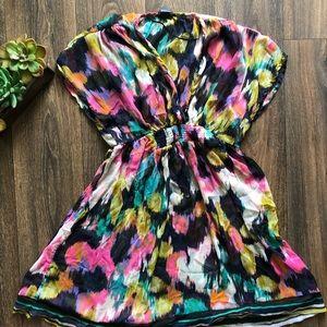 [H&M] sheer shirt